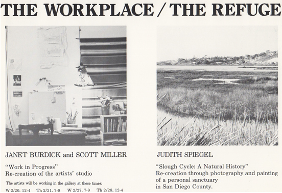 The Workplace/The Refuge